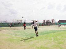 空港東第四公園テニスコート