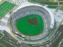 坊っちゃんスタジアム(松山中央公園野球場)